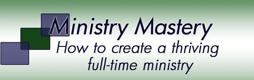 how to create a ministry